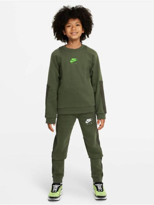 Nike Langermet Air Crew grøn