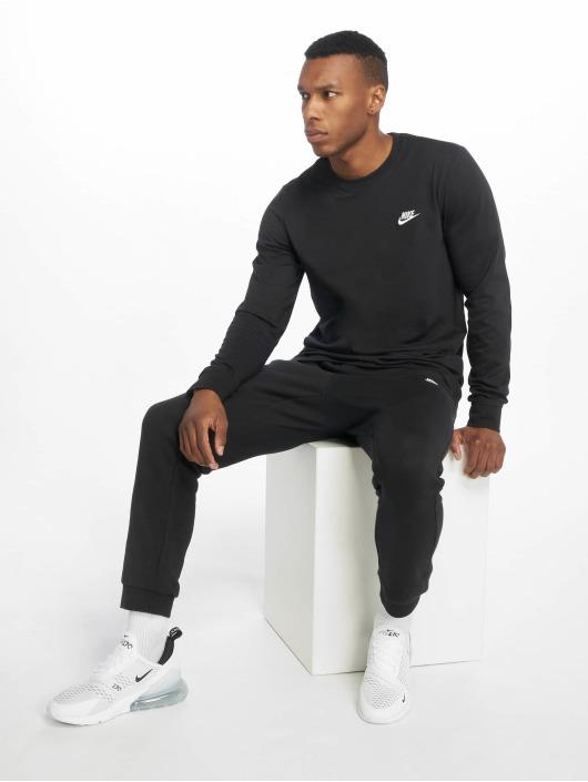Nike Langermet Club LS svart