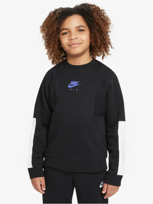 Nike Langermet Air Crew svart