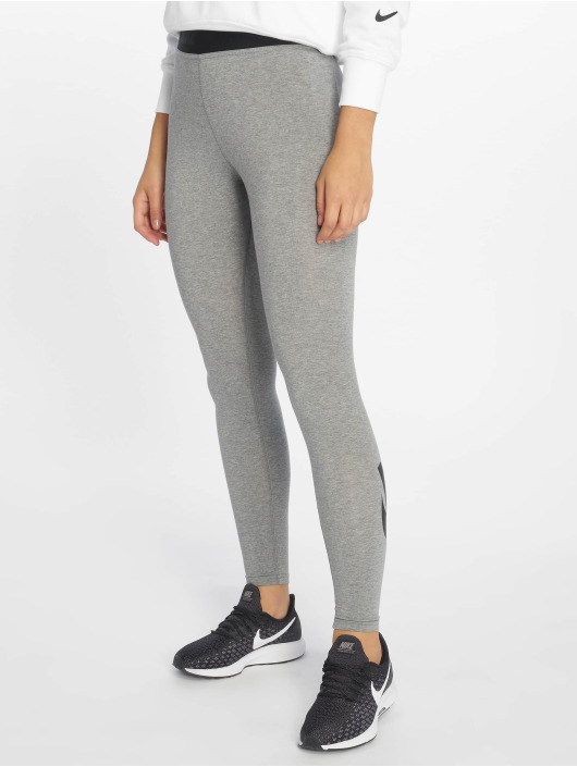 Nike Legíny/Tregíny Sportswear Leg/A/See šedá