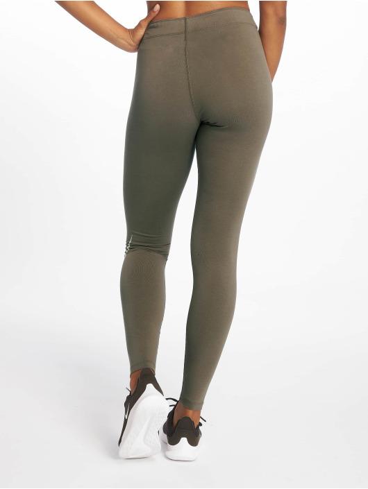 Nike Legíny/Tregíny Sportswear šedá
