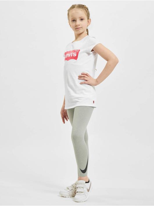 Nike Legíny/Tregíny Dri Fit Sport Essentials Swoosh šedá