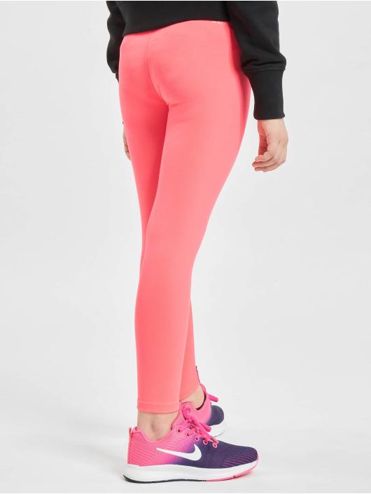 Nike Legíny/Tregíny Dri Fit Sport Essentials Swoosh pink