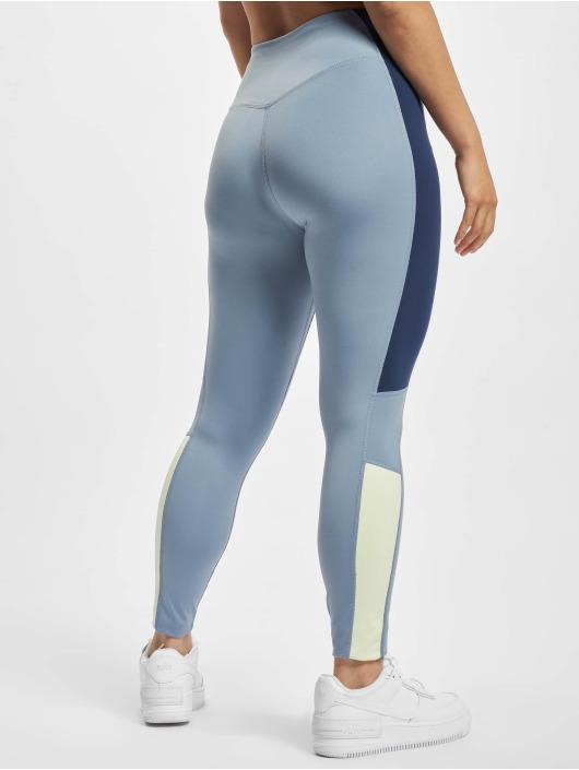 Nike Legging One 7/8 blau