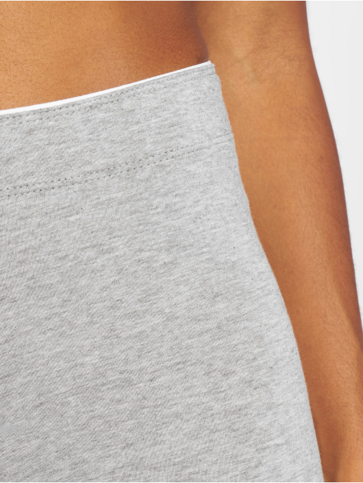Nike Legging Club Logo 2 grau