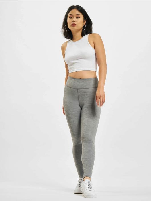 Nike Legging One grau