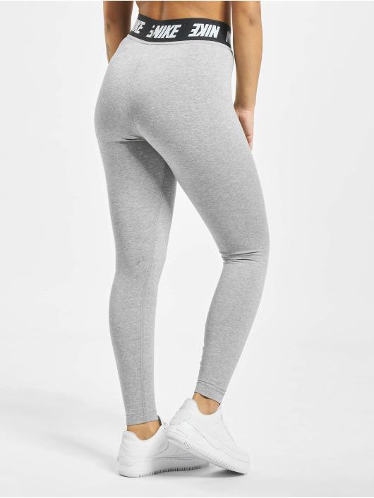 Nike Club HW Leggings Dark Grey HeatherWhite
