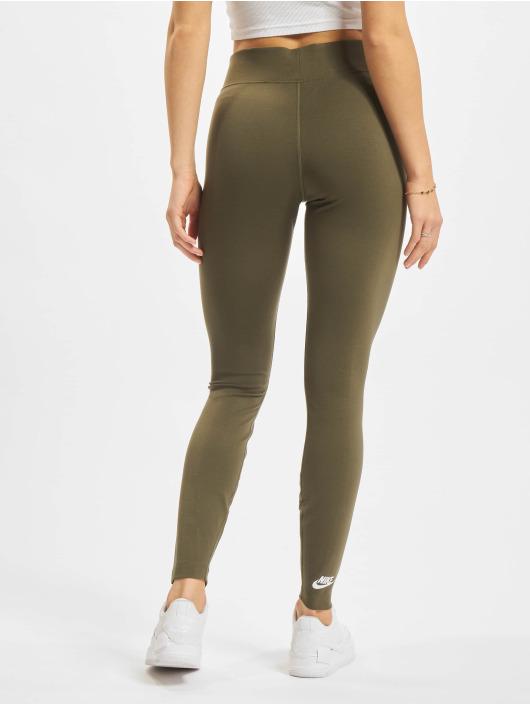 Nike Legging Legasee Zip khaki