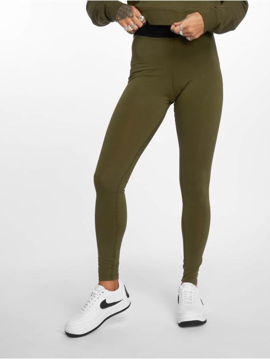 Nike Legging Sportswear Leg/A/See olive