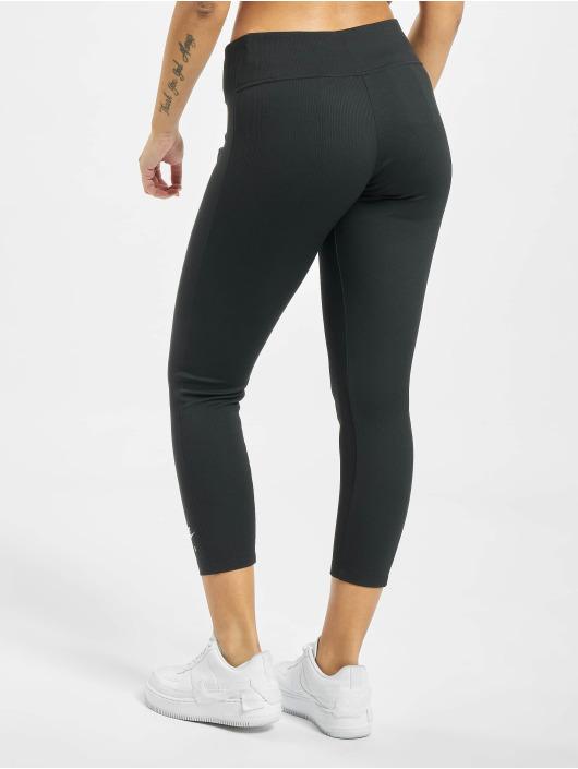 Nike Legging Air 7/8 Ri schwarz