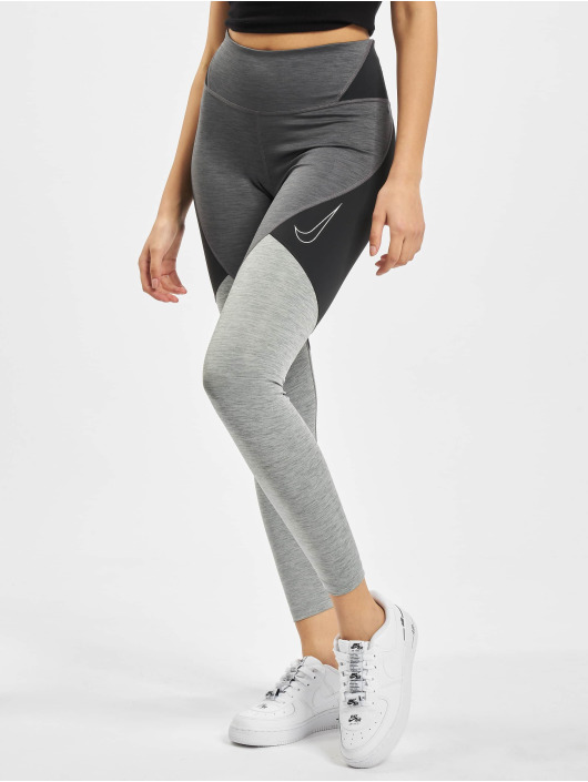 Nike Legging One Tight Novelty schwarz