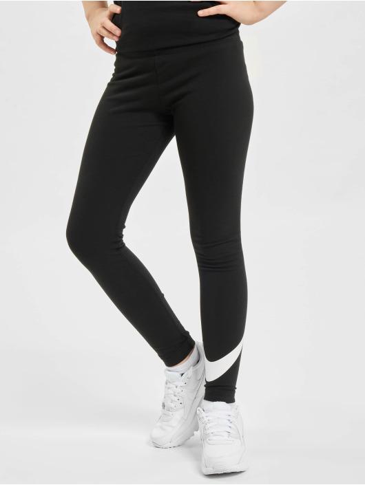 Nike Legging Favorites Swsh schwarz