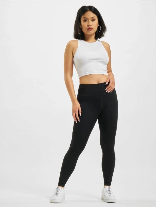 Nike Legging One 7/8 schwarz