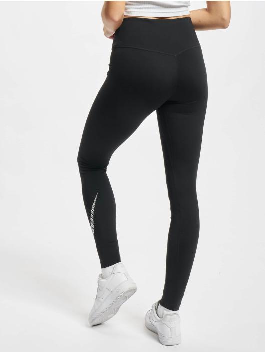 Nike Legging One schwarz
