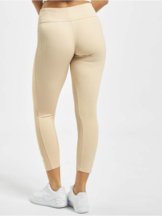 Nike Legging/Tregging Air 7/8 Rib beige