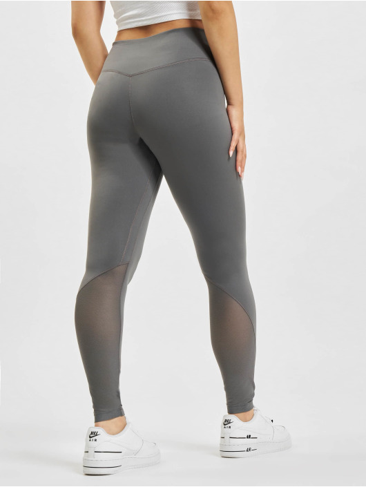 Nike Legging/Tregging One 7/8 gris