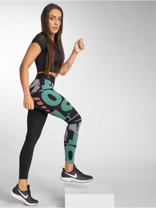 Nike Legging AOP zwart