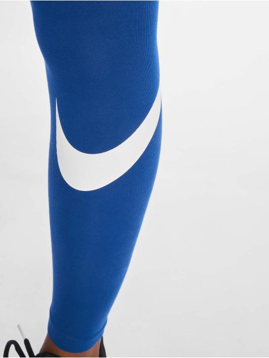 Nike Leggings de sport Club HW bleu