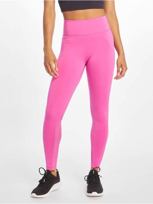 Nike Leggings de sport One 7/8 magenta