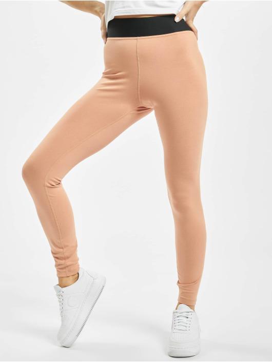 Nike Leggings de sport Legasee HW Futura rose