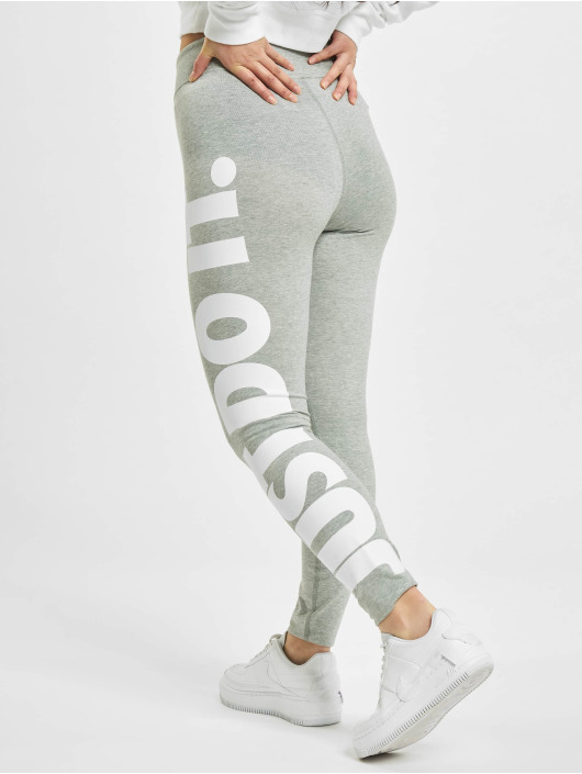 Nike Leggings Sportswear Essential GX HR grå