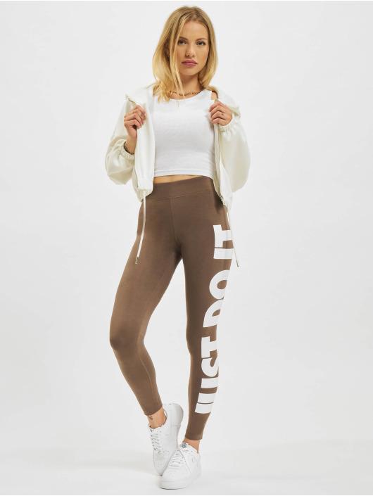 Nike Leggings Essential GX HR khaki