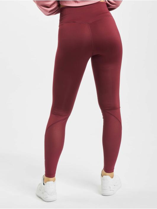 Nike Leggings 7/8 rosso