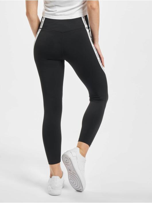 Nike Leggings/Treggings One Tight Crop black