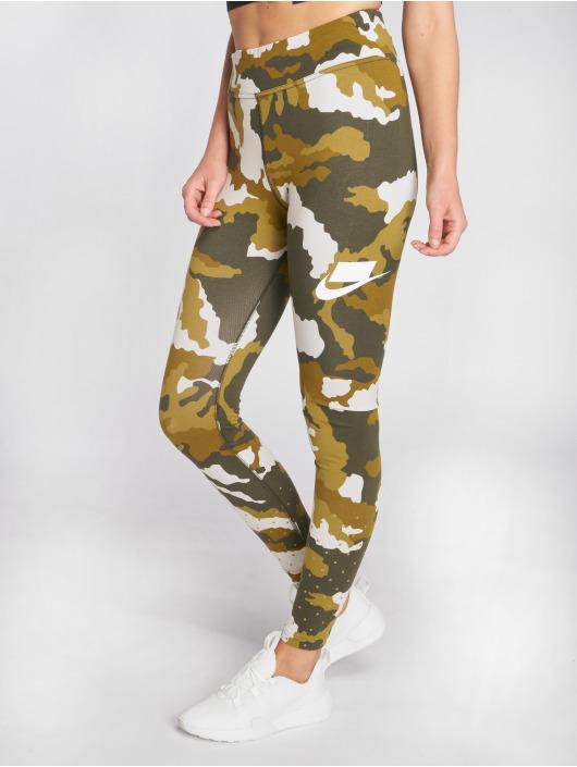 Nike Leggings/Treggings Sportswear camouflage