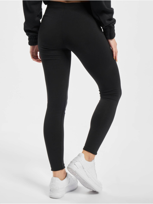 Nike Leggings/Treggings Club czarny