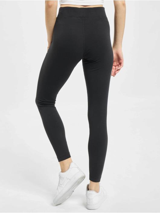 Nike Leggings/Treggings W Nsw Swsh Hr czarny