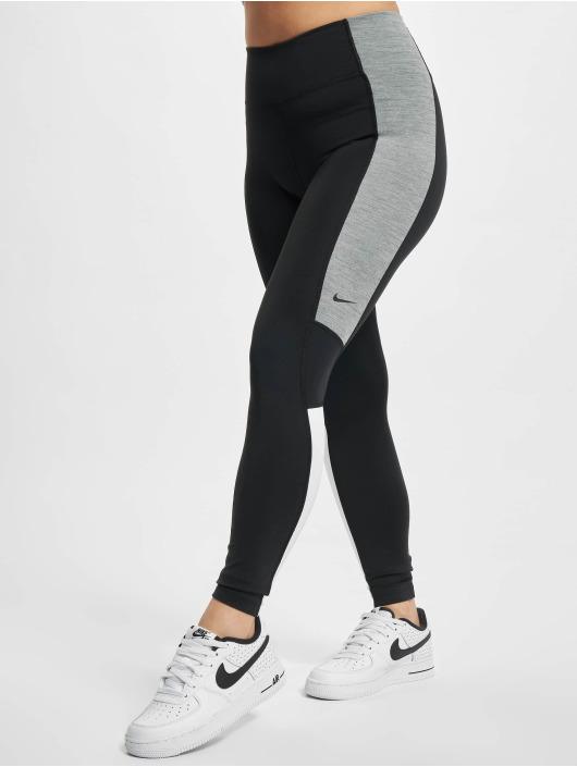 Nike Leggings/Treggings One 7/8 czarny