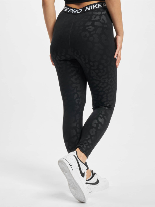 Nike Leggings/Treggings 7/8 czarny