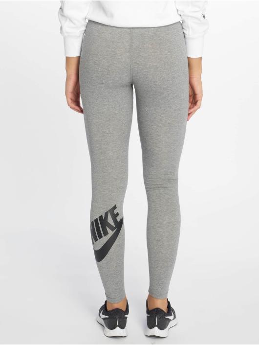 Nike Leggings/Treggings Sportswear Leg/A/See grå