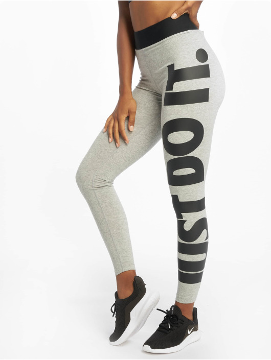 Nike Leggings/Treggings Sportswear grå