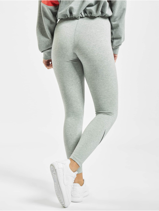 Nike Leggings/Treggings Legasee Swoosh gray