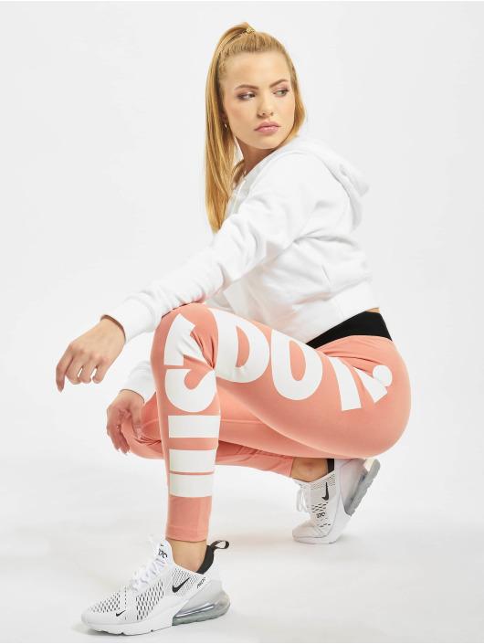 Nike Leggings/Treggings Legasee HW JDI pink