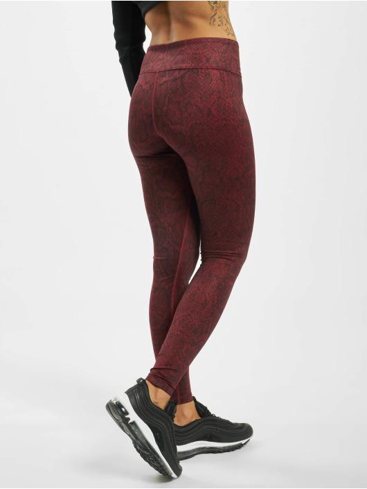 Nike Leggings/Treggings Pythn red