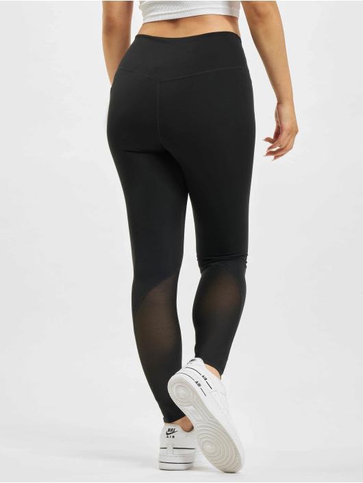Nike Leggings/Treggings One 7/8 sort