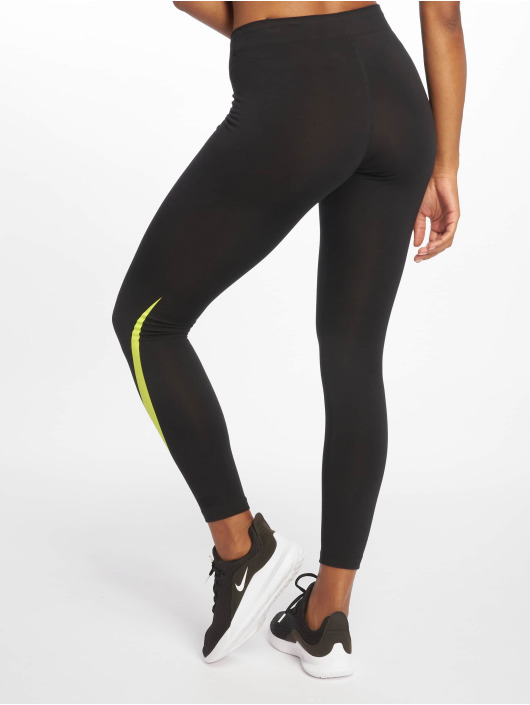 Nike Leggings/Treggings Sportswear svart