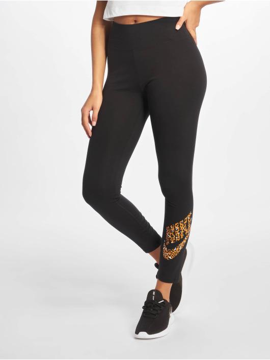 Nike Leggings/Treggings La svart