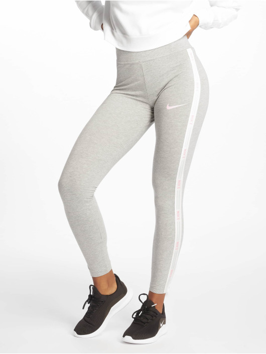 Nike Leggings/Treggings  szary