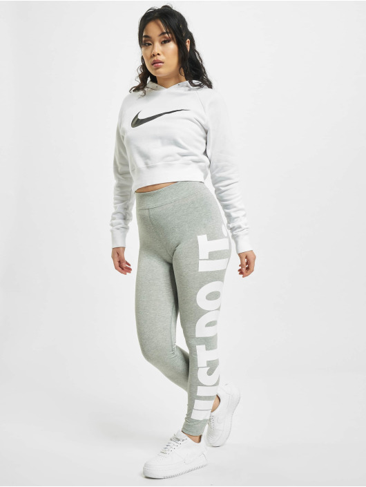 Nike Leggings/Treggings Sportswear Essential GX HR szary