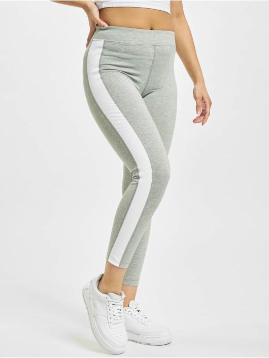 Nike Leggings/Treggings Femme 7/8 Hr szary