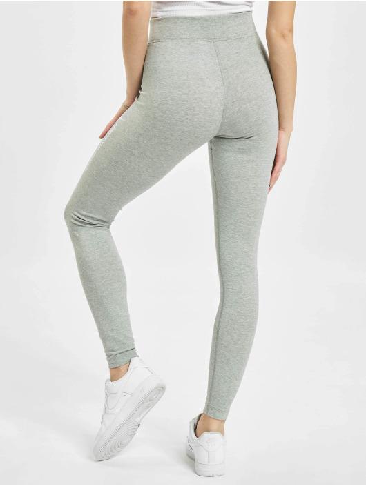 Nike Leggings/Treggings W Nsw Swsh Hr szary