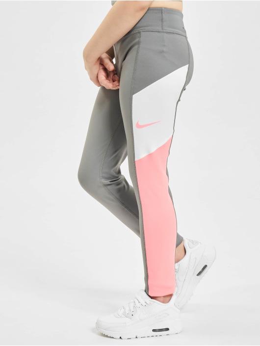 Nike Leggings/Treggings Trophy szary