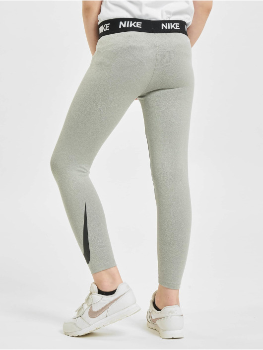 Nike Leggingsit/Treggingsit Dri Fit Sport Essentials Swoosh harmaa