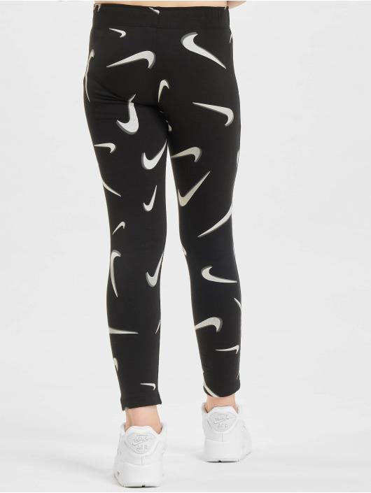 Nike Leggingsit/Treggingsit Favorites Aop musta