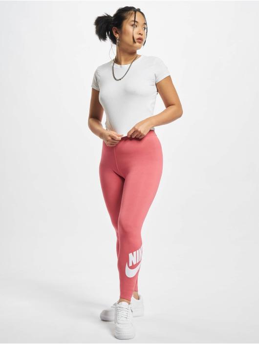 Nike Leggingsit/Treggingsit NSW vaaleanpunainen