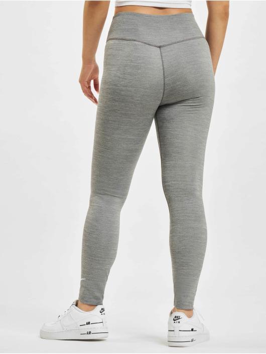Nike Leginy/Tregginy One šedá